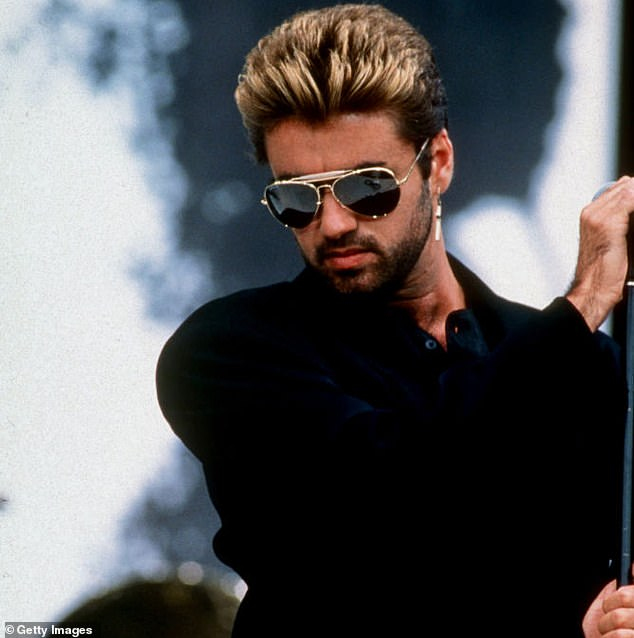 In 1988, George Michael was rarely seen without sunglasses.  The Wake Me Up Before You Go-Go Singer Was a Mirror Flyer Favorite