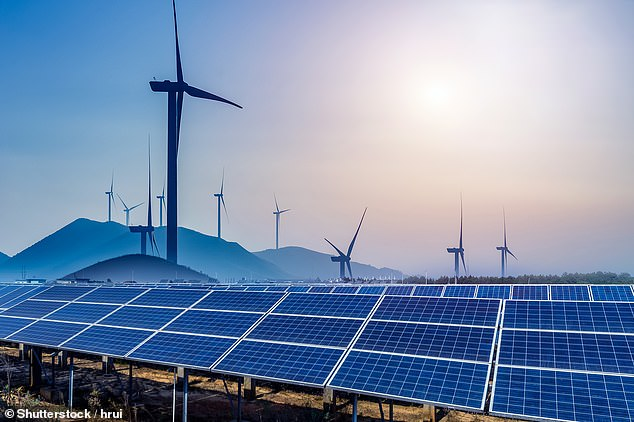 The idea is that when renewable energy systems, such as wind farms and solar power plants, fail, the batteries can feed the grid with previously stored electricity.