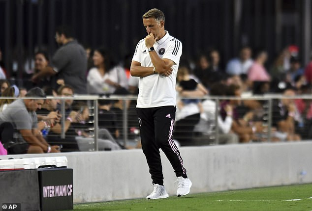 Phil Neville's job comes under heavy scrutiny after Inter Miami's humiliating 5-0 defeat