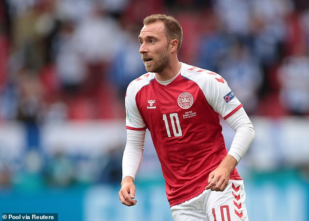 Former Tottenham player Eriksen had no heart problems before his collapse in June