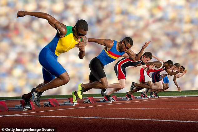 Steroids are favored by sprinters, weightlifters and other athletes whose sports require a lot of muscle mass