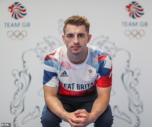 Max Whitlock is one of the favourites for the pummel horse gold in gymnastics