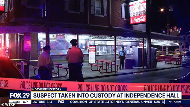A deadly shooting occurred at Philadelphia's iconic Pat's King of Steak restaurant after an altercation between an Eagles fan and a New York Giants fan
