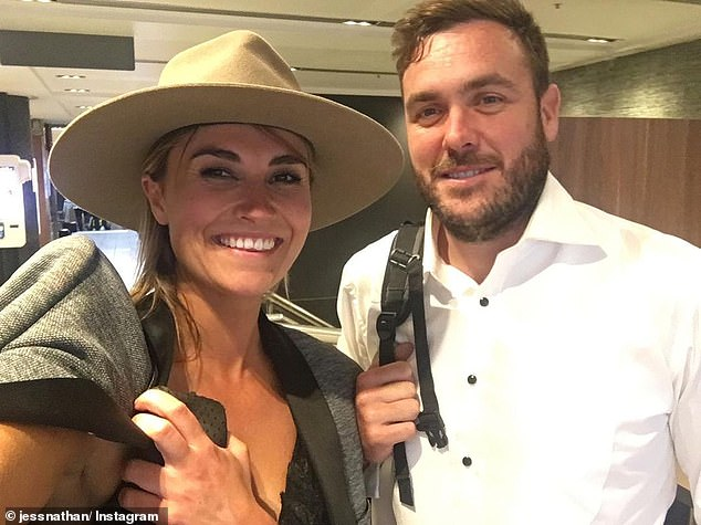 Jess, 27, told The Daily Telegraph: 'Andrew knew he was going to pick me, so we went to the producers and told them we'd fallen in love and wanted to leave, but they said no'