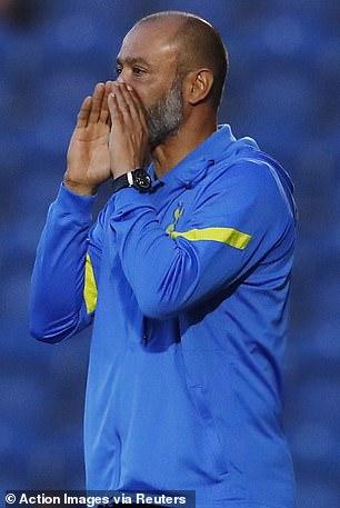 Nuno Espirito Santo is looking to strengthen his defence