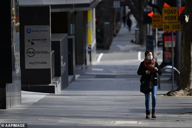 Victorians are concerned they could be facing another lockdown similar to its 112-day stay-at-home-order from 2020