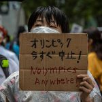 Tokyo Olympics: Protesters gather hours before opening ceremony 💥👩💥