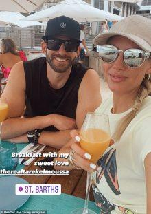 Tarek El Moussa is 'tremendous remorseful' for on-set tirade towards ex Christina Haack