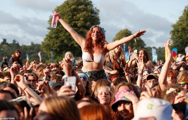 Thousands of revellers enjoyed the return of Latitude Festival with sets from Declan McKenna, Wolf Alice, and Mabel on Friday in the first major music event since before the pandemic began