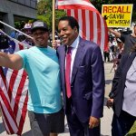 Larry Elder leads field of contenders to replace Gov. Gavin Newsom in recall election 💥👩💥