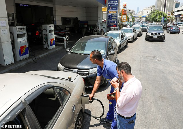 , Lebanon runs out of power and will be without electricity 'for days' after power stations run dry, The Today News USA