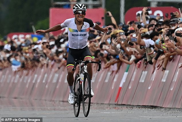 The BBC broadcasted the men's road race on Saturday, which baffled fans of tennis and rowing