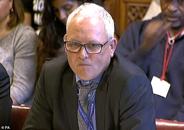 Glyn Williams, who is currently the director general of Migration and Borders and earns up to £145,000, received £13,000 as a bonus for his performance for the 2019-20 financial year