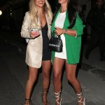 Kady McDermott steps out with glamorous BFF Joanna Chimonides for dinner💥👩💥💥👩💥