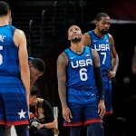 France beat United States 83-76 and hand men's basketball team their first Olympic defeat since 2004💥👩💥💥👩💥