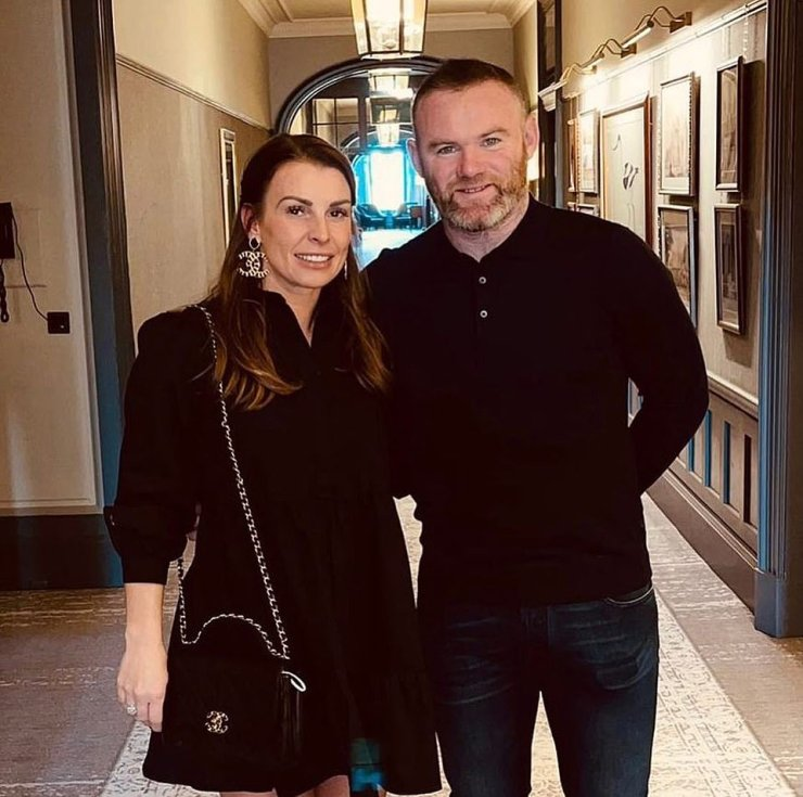 WayneRooney has been with childhood sweetheart Coleen for nearly two decades. The pair started dating when they were 16 after leaving school, married in 2008 and have four sons together