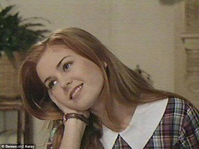 Role:HHer character Shannon Reed famously developed a schoolgirl crush on Shane, and tried to split the couple up by attempting to kiss him - which he refused