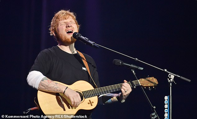 Please no! Ed Sheeran considered packing it all in after he became a dad, to focus on raising his daughter, Lyra, 11 months- who he has with Cherry Seaborn, 29