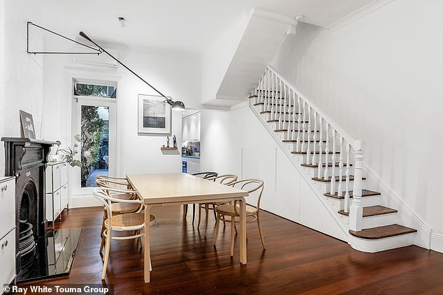 Popular: The property is mainly garnering interest from families, eastern suburbs and north shore residents, and professionals