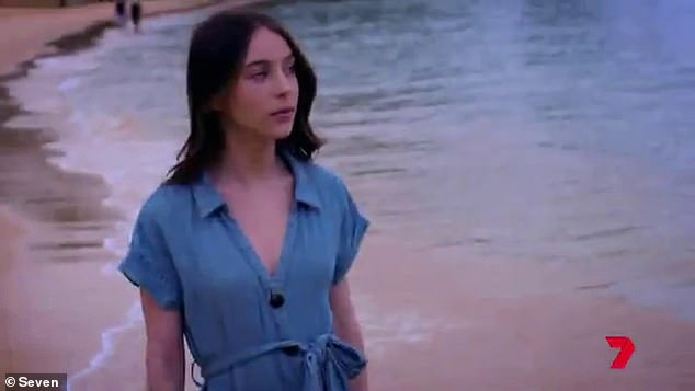Story: In a new trailer,Lau revealed she was lost at sea after her family were left behind on a scuba diving trip overseas