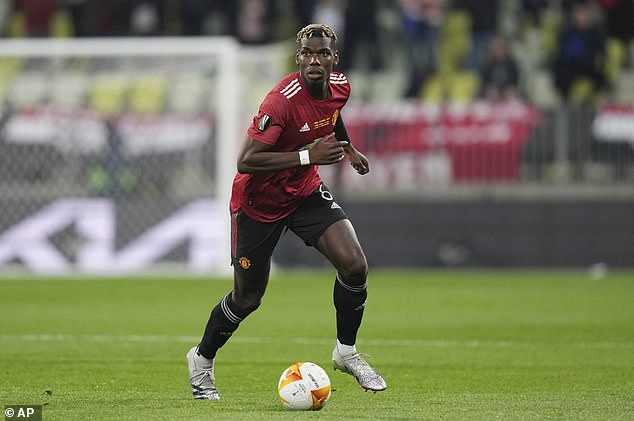 Pogba is a target for PSG and has shown no indications of wanting to sign a new deal at United