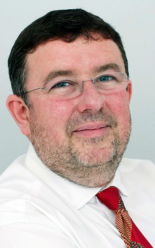 NHS Providers chief executive Chris Hopson warned the NHS 'feels as busy as it did' in January during the peak of the second wave
