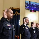 Capitol cops call rioters 'terrorists' and describe 'medieval battle' at select committee hearing 💥👩💥