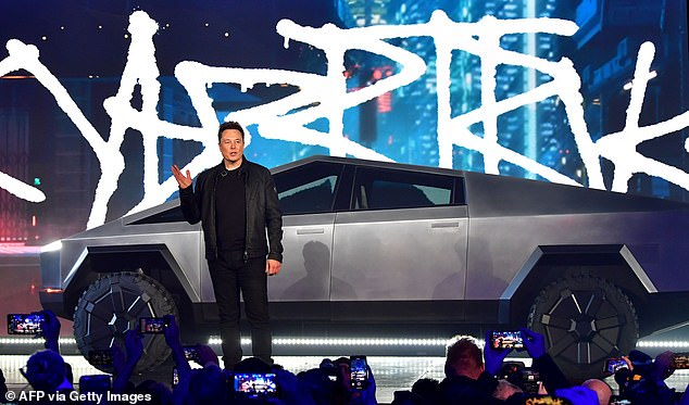 Cybertruck delayed to 2023: Several 'supply chain constraints', including a lack of computer chips, have pushed production of the stainless-steel-bodied utility vehicle beyond the end of next year, Tesla boss Elon Musk said last week