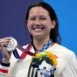 Tokyo Olympics: Hong Kong newspaper slammed for describing silver medalist as 'mixed-race mermaid' 💥👩💥