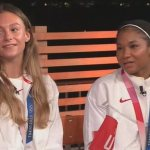 Simone Biles' teammates defend her decision to pull out of Olympic finals 💥👩💥