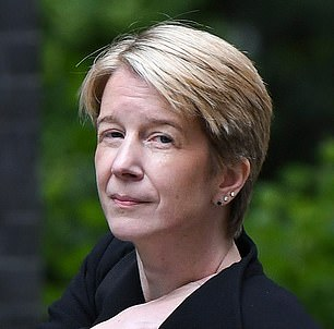 Amanda Pritchard has served her entire 25-year career in the NHS after graduating from Oxford University