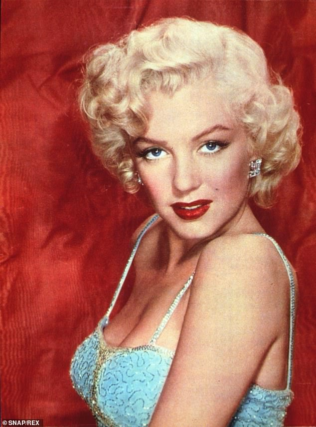 Taking the reins: The 33-year-old actress will portray a fictionalized version of the entertainment industry figure; Monroe is pictured in 1953