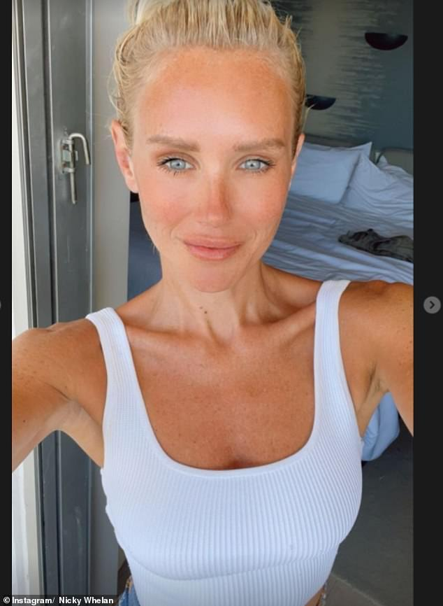Quest: Former Neighbors Star Nicky Whelan Tries To Launch A Professional Boxing Career