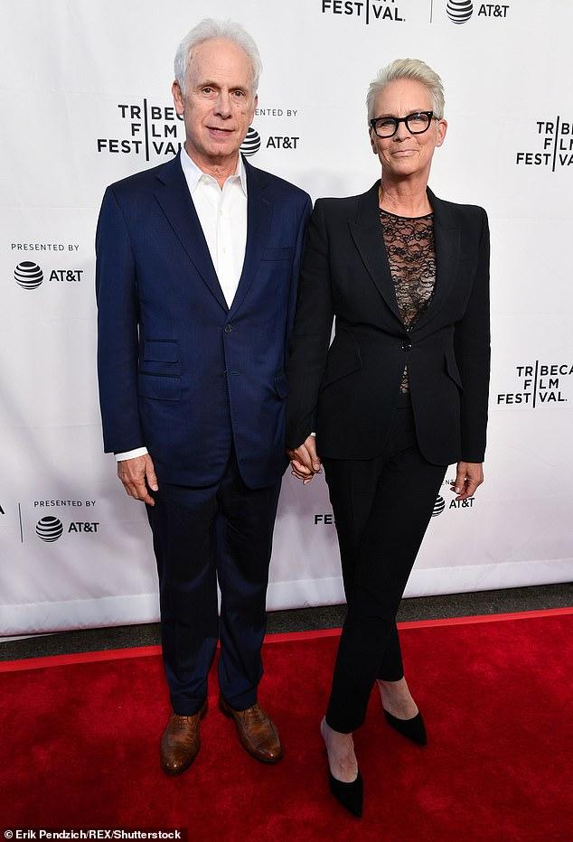 Partners: Jamie married director husband Christopher Guest in December 1984; seen in 2019