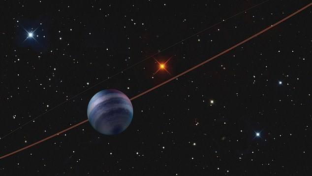 Researchers have directly imaged an exoplanet to 35 light-years away, the closest one to be imaged. COCONUTS-2b was able to be imaged because of the light emitted from residual heat that has been produced since it formed