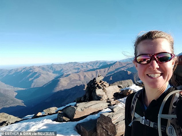 Dingley had planned a solo hike from the Spanish town of Benasque to Pic de Sauvegarde, a mountaintop in the Pyrenees - which she reached on November 22, sending Colgate a picture via WhatsApp, which was their last contact