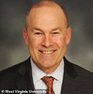 Dr Clay Marsh (pictured), one of West Virginia's chief COVID advisors, says the state should put more energy in getting unvaccinated people jabbed rather than take part in this kind of research