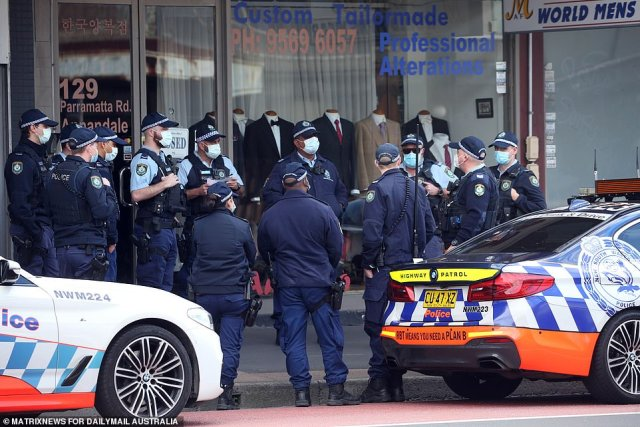 Police expect a protest after monitoring online activity, but believe it will not be in the same numbers as the one that shook Sydney on Saturday seven days ago
