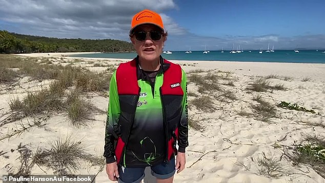 """Pauline Hanson has said Scott Morrison has """"lost control"""" of the states after Queensland's snap lockdown was announced"""