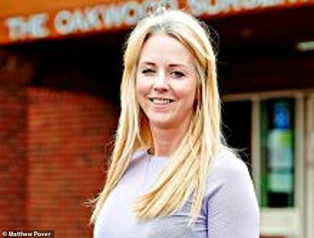 There¿s no doubt that GPs have been hugely pressured ¿ a survey of nearly 50,000 junior doctors revealed a third of them have suffered burnout over the past year, writes Isabel Oakeshott (pictured outside The Oakwood Surgery)