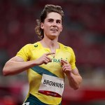 Tokyo Olympics: Who is Australia's fastest man Rohan Browning? 💥👩💥