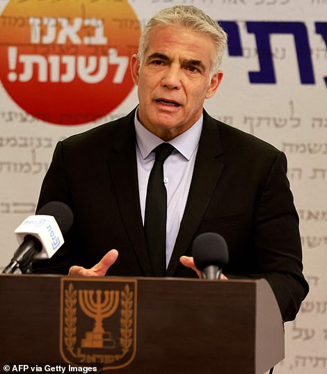 Israeli Foreign Minister Yair Lapid quickly accused Iran - the country's regional arch-rival - of being behind the attack and urged Britain to take action against Tehran