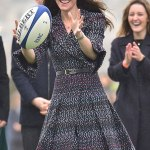 Kate Middleton taking on Prince Harry's patronages of Rugby Football Union and Rugby Football League 💥👩💥