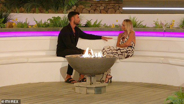 Love Island SPOILER: Millie and Lillie MEET UP for a private chat about Liam's antics in Casa Amor