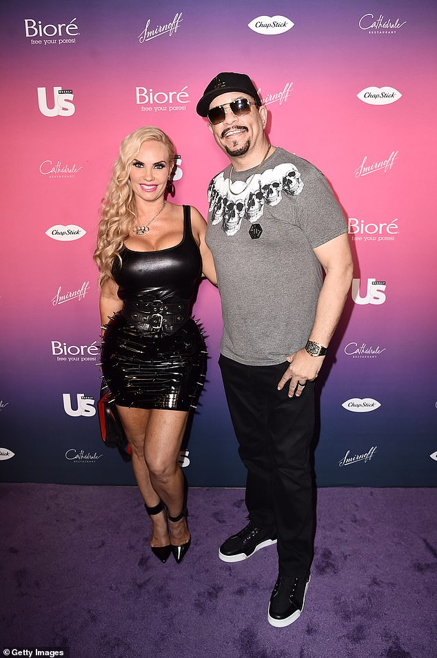 Family: Coco shares Chanel with her husband of 19 years, rapper Ice-T. Seen in 2019