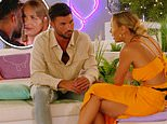 Love Island: Heartbroken Millie SPLITS from Liam after an explosive chat with Lillie