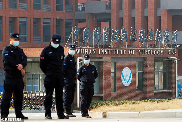 An addendum to a report being compiled by Republicans on the House Foreign Affairs Committee, adds further evidence to the theory that the Covid-19 first emerged from a lab at the Wuhan Institute of Virology (pictured)