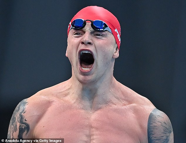 Adam Peaty has hit back at criticism of his decision to take a break from the swimming pool