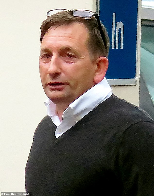 Stephen Wall, 50, was in a three and a half year 'sugar daddy' relationship with Sherry Ashby and spent thousands of pounds on her, including a£160,000 loan, a £33,000 Land Rover Discovery gift and a £2,000-a-month allowance. But he left her 'living in fear' after she ended the relationship
