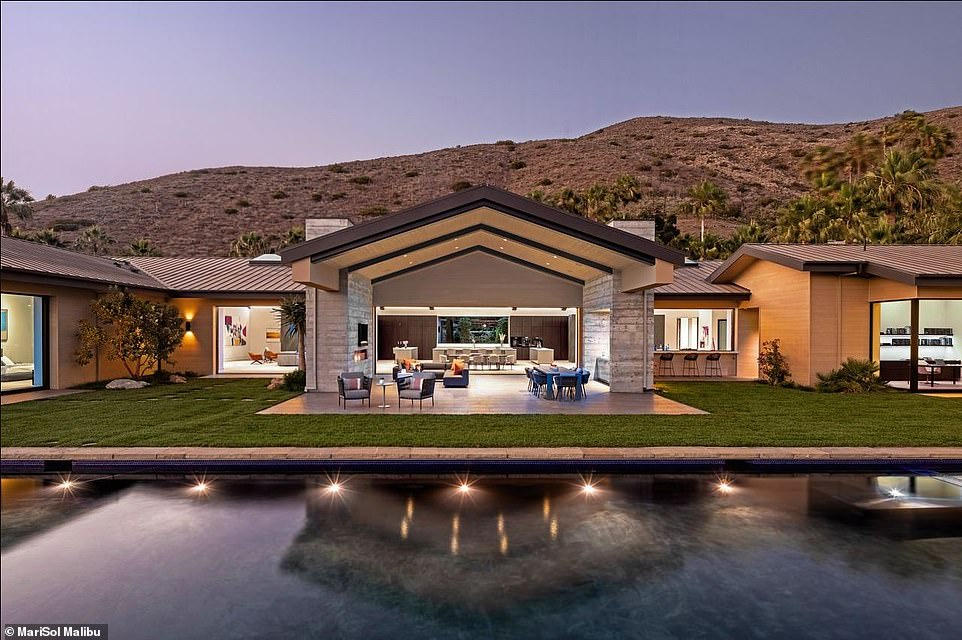 The property is located in an 80-acre exclusive community with 17 other parcels and 9 other completed homes.